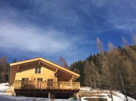 Schnuckelina-Hütte, Rangersdorf