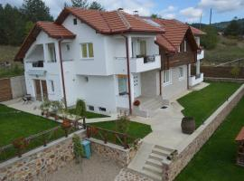 Hestia Apartments, Berovo