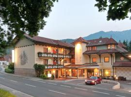 Erlebnis-Hotel-Appartements, Latschach ober dem Faakersee