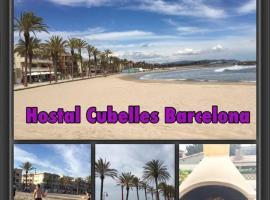 Hostal Cubelles, Cubelles