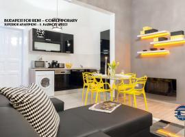 Budapest For Rent - Downtown, บูดาเปสต์