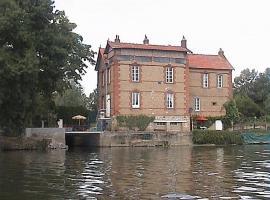 Diana Ward - L'Arche, Noyen-sur-Sarthe