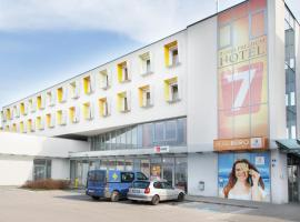 7 Days Premium Hotel Linz, アンスフェルデン