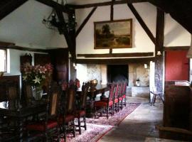 Long Crendon Manor, Long Crendon