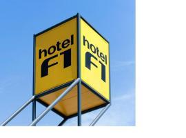 hotelF1 Bordeaux Est Artigues, Artigues-près-Bordeaux