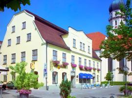 Hotel Alte Post, Schongau