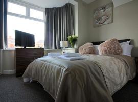 Diamond - St Anne's Suites, Doncaster