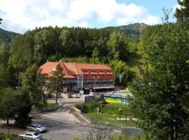 Blagodat Resort, Belokurikha