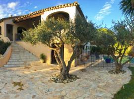 Villa Canta Aucèls, Lansargues