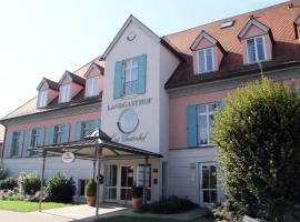Landgasthof Gut Deutenhof, バート・アプバッハ