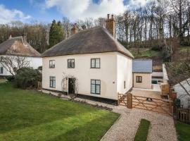 Three Little Pigs Luxury Cottage, Milton Abbas