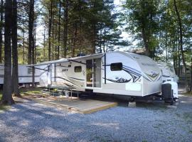 Lake George Escape 40 ft. Premium Travel Trailer 36, Warrensburg