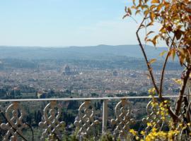 Fiesole - Firenze attico panoramico, Fiesole