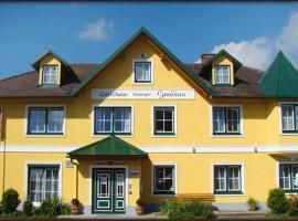 Neues Gästehaus und Hotel-Pension zum Gmoana, Sankt Valentin