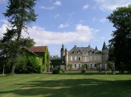 Château de Buros, Gabarret