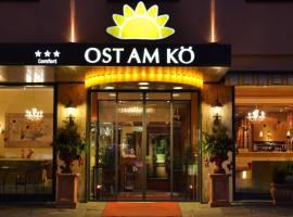 City Hotel Ost am Kö, กัสเบิร์ก