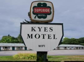 Kyes Motel, Skowhegan
