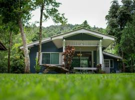 The Escape House Maekampong, Chiang Mai, แม่ออน