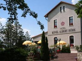 Hotel König Albert Höhe, Rabenau