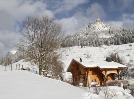 Chalet Haute Savoie, ベルネ