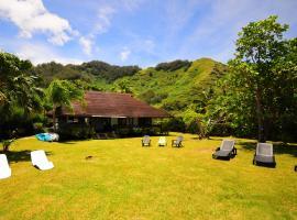 Villa Heinui, モーレア島