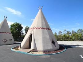 ウィグワム モーテル, San Bernardino
