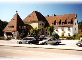 Hotel-Restaurant Hellmann, Schwarzenbruck