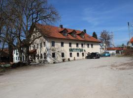 Gasthof Zur Post, Schwabhausen bei Dachau