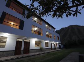Casa San Vicente Yucay, ウルバンバ