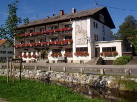 Hotel-Gasthof Zum Dragoner, Peiting