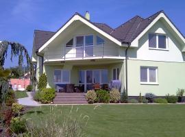 Green Silvaner Villa, Pezinok