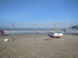 Cabanas Marianne Playas Manzanillo Del Mar, การ์ตาเฮนา เดอ อินเดียส์