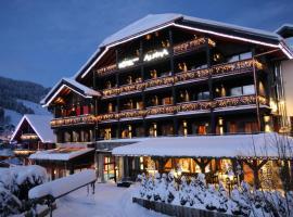 Hôtel Alpina, Les Gets