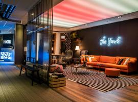 The Yard Concept Hostel