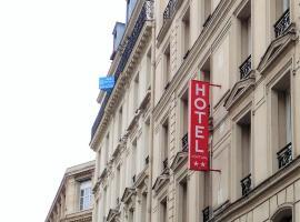 Hôtel Montana Lafayette, ปารีส