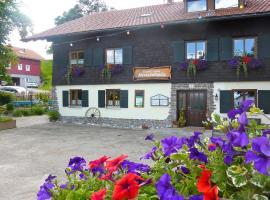 Landgasthaus Mittelallgäu, Betzigau