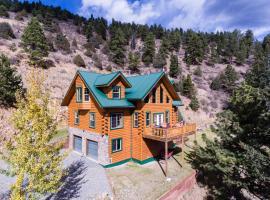 The Big Cabin, Idaho Springs