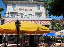 Seehotel Rigi-Royal, Immensee