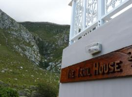 The Trail House, Betty's Bay
