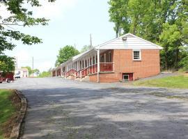Penn Amish Motel, เดนเวอร์