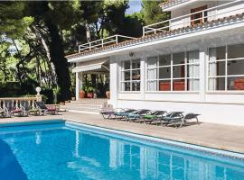 Studio Holiday Home in Costa dels Pins, กอสตาเดสปีนส์