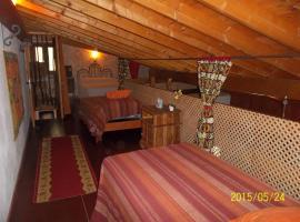 La Casa de Tila, Tasartico