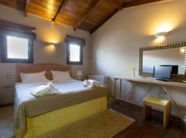 Anavasi Mountain Resort, Pramanta