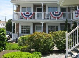 Colonial Lodge, Stone Harbor