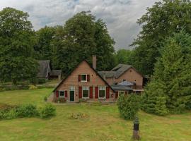 Koetshuis De Lange Hut, Wolfheze