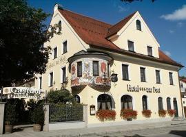 Hotel Gasthof zur Post, มิวนิก
