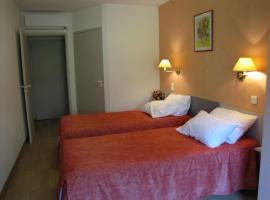 Hotel Chante-Perdrix, サン・テニミー