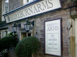 The Shireburn Arms, คลิเธอโร