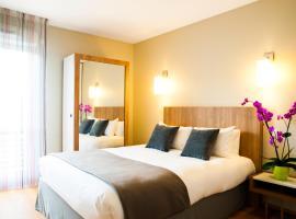 Lagrange Apart'HOTEL Toulouse Saint-Michel***