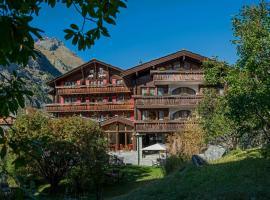 Hotel Dufour Alpin Superior